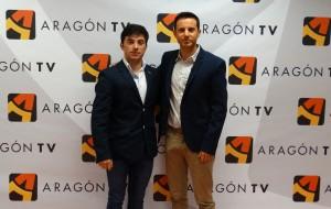 Sergio Melendo e Imanol Sánchez