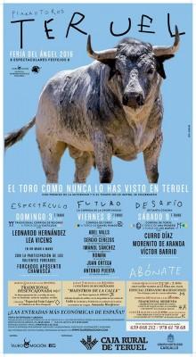 Cartel Teruel 2016